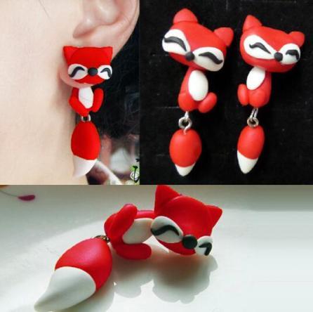 new-3d-font-b-red-b-font-font-b-fox-b-font-earring-brand-100-handmade