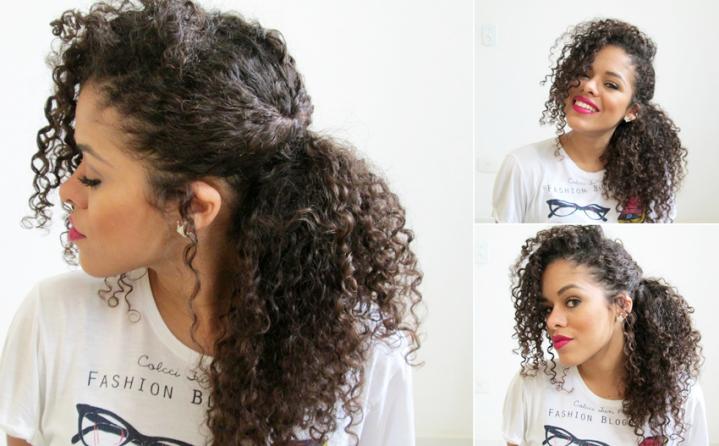 Penteados Cabelos crespos (1)