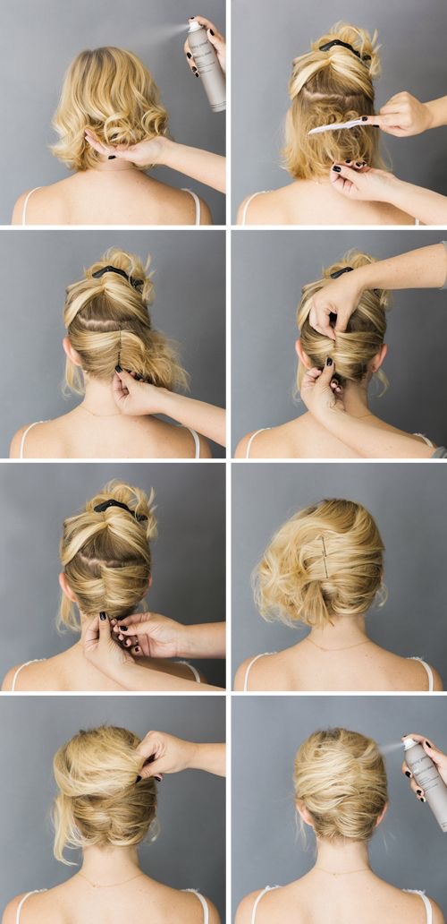 Penteados cabelos ondulados 2